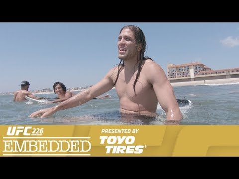 UFC 226 Embedded: Vlog Series - Episode 1