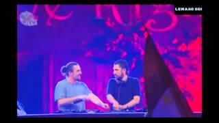 Dimitri Vegas and Like Mike  Thursday May 14th at White Dubai