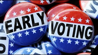 Voting early in Illinois? Here's what you need to know.