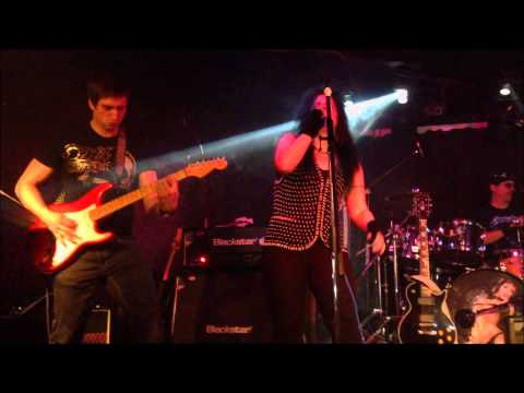 "Anthrax's ""Madhouse"" covered by Eyedollz (Brass Monkey- March 2014)"