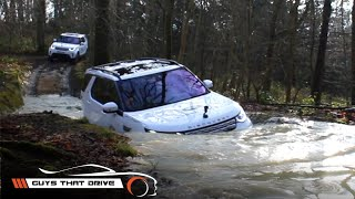 Land Rover Discovery Ultimate Off-Road Review | Eastnors Extreme 4x4 Playground