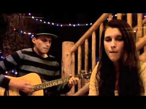 Sprawl II (Mountains Beyond Mountains) Arcade Fire Cover Duet- Brianna Conroy and Josh Conroy