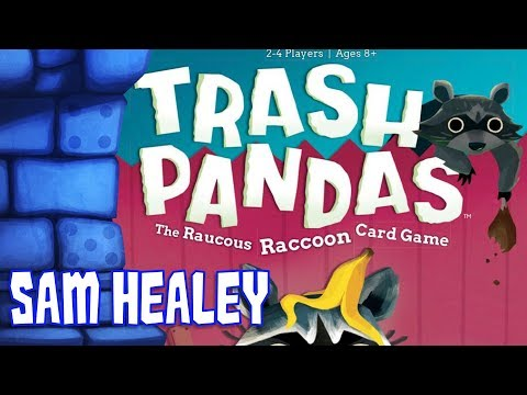 Trash Pandas Review with Sam Healey