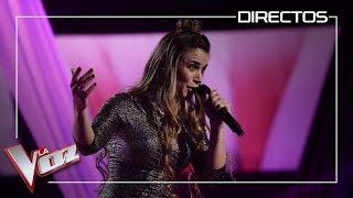 Lorena Fernández Canta 'Solamente Tú' | Directos | La Voz Antena 3 2019