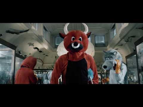 Transport League - Monster Human (Official Music Video) online metal music video by TRANSPORT LEAGUE