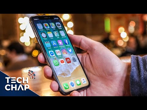 1 Month with the iPhone X | The Tech Chap