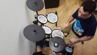 James Blunt – One Of The Brightest Stars (drum cover)