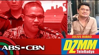 Bong Go to Trillanes: I might summon you after 'Bikoy' videos | DZMM