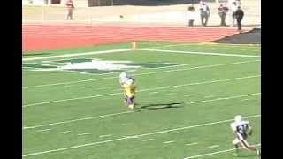 Driscoll Middle School Trick Play Nfl