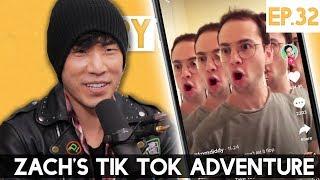 Zach's TikTok Adventure - The TryPod Ep. 32