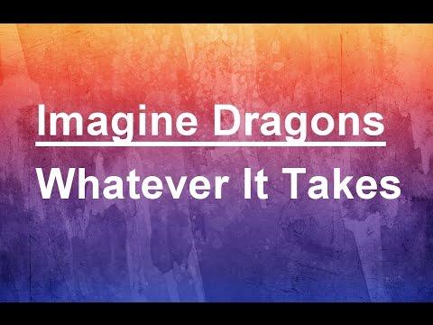 Whatever It Takes - Imagine Dragons | lyrics | Instrumental