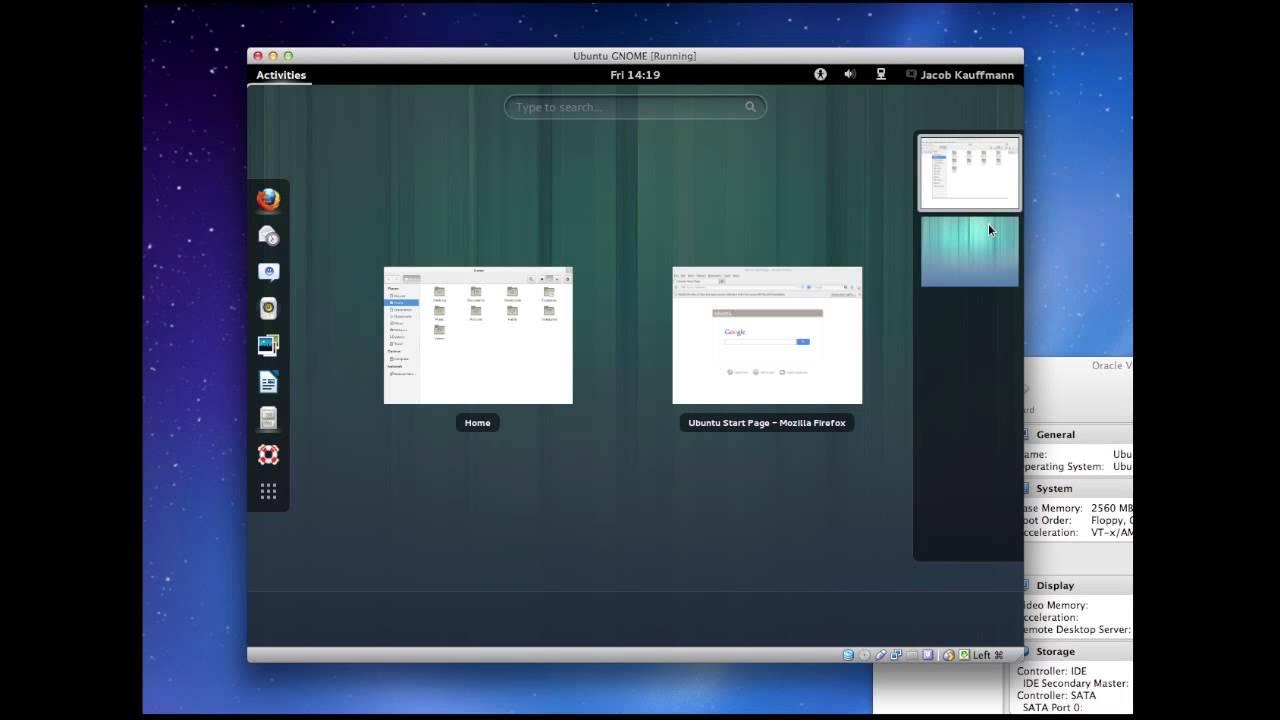 GNOME 3 - Linux Desktop Environments