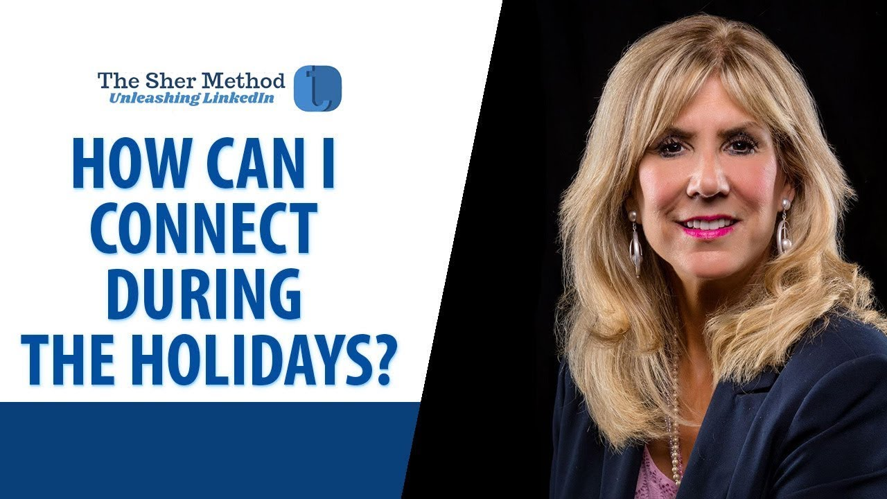 What's a Good Holiday LinkedIn Strategy?