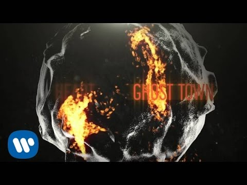 Ghost Town Lyric Video