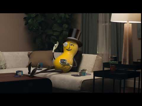 Planters Peanuts Ad For Super Bowl Liii 2019 Catch Of