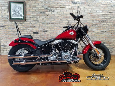 2013 Harley-Davidson Softail Slim® in Big Bend, Wisconsin - Video 1