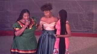 Yvonne Chaka Chaka Becca and eShun -  Natural Woman