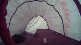 Второй слой для зимней палатки своими руками