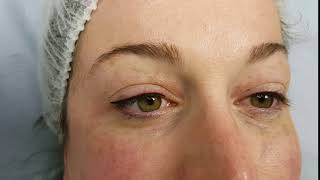 Classic Eyeliner Permanent Makeup Cosmetic Tattoo by El Truchan @ Perfect Definition