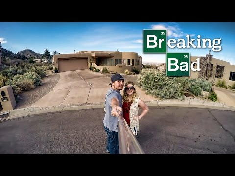Breaking Bad Road Trip & Tour with Samantha & Dylan (April 2015)