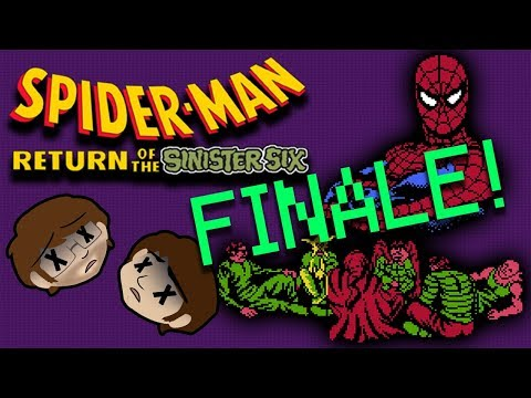 Power Trip - Game 147 | Spider-Man Return of the Sinister Six - part 04