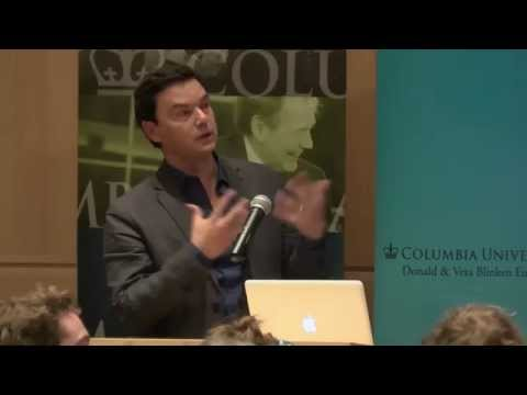 Thomas Piketty: Capital in the Twenty-First Century