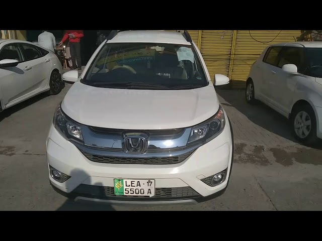 Honda BR-V i-VTEC S 2017 for Sale in Lahore