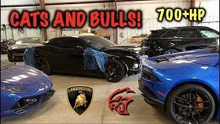 Rebuilding A Wrecked 2017 Dodge Hellcat