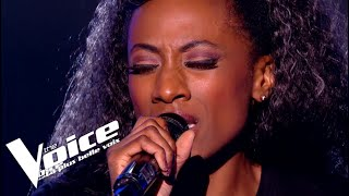 Gloria Gaynor - I Will Survive    Valérie Daure   The Voice 2019   Blind Audition