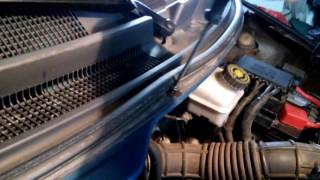 Замена салонного фильтра CHERY A13.