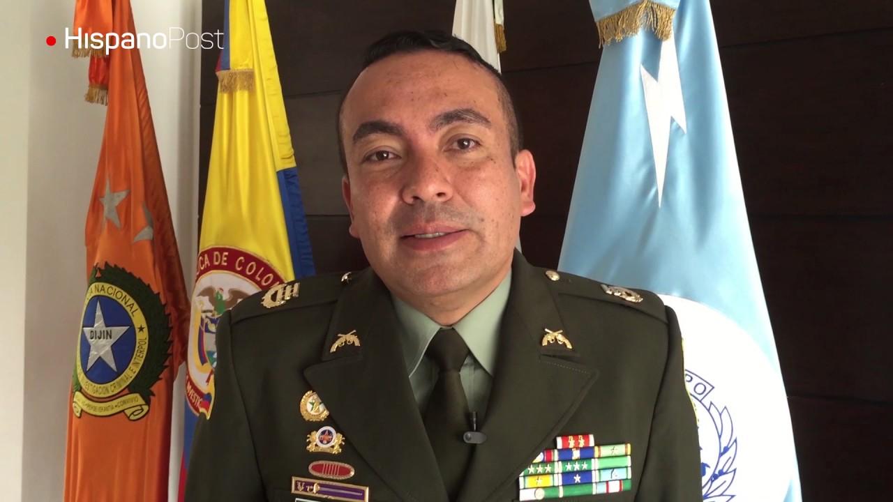 Así trabaja la policía cibernética colombiana