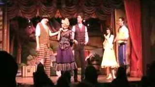 Disney World Hoop-Dee-Doo Revue 12-09 Hokey Pokey Song
