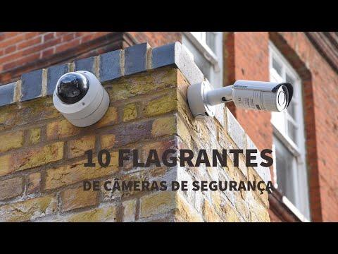 10 Flagrantes de Cmeras de Vigilncia. Sorria vc est sendo filmado!