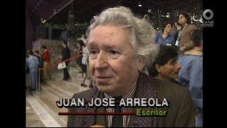 Historias de vida - Juan José Arreola