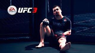 EA SPORTS UFC 3 T.2#7 | O INICIO DO PESADELO