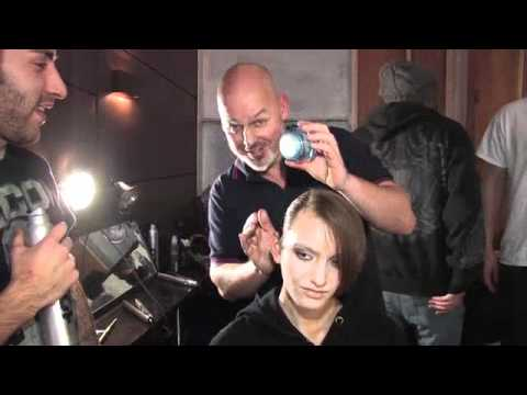 Cutler/Redken howto and Style, Nomia New York Fashion Week  Fall 2011