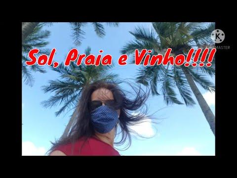 VINHO SHIRAZ nas PRAIAS DE SANTOS SP