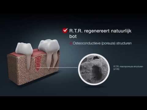 Resorbeerbaar biomateriaal voor botregeneratie