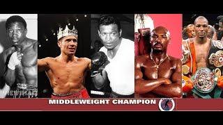 ТОП 10 величайших боксёров средневесов всех времён