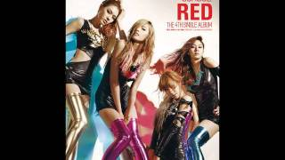 [Audio] After School Red - In the Night Sky (밤 하늘에) (4th Single)