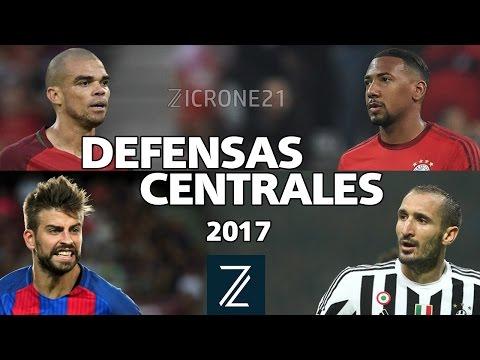 Los 10 Mejores Defensas Centrales | Skills 2016/2017 | HD