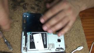 Galaxy J3 (2016)...lcd replacement
