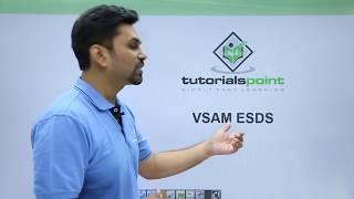 VSAM - ESDS