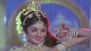 Sri Krishna Vijayam || Johaaru Sikhipincha Mouli Video Song