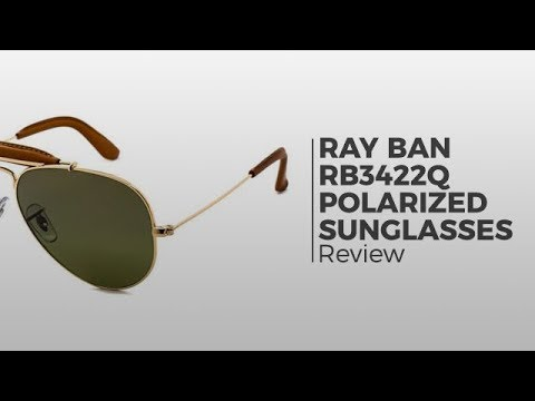 Ray Ban RB3422Q Outdoorsman Craft Polarized Sunglasses | Flash Preview