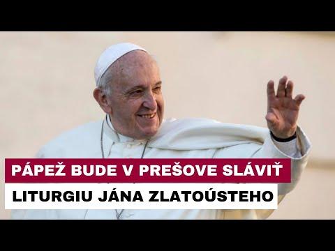 Pápež bude v Prešove slúžiť liturgiu, ktorú pozná ešte z Argentíny