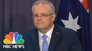 Australia Gets Another New Leader After Malcolm Turnbull Ousted From Office | NBC News