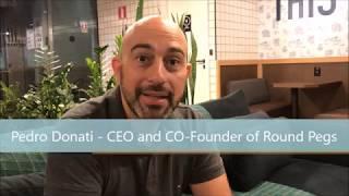 Meet Pedro Donati, CEO of RoundPegs