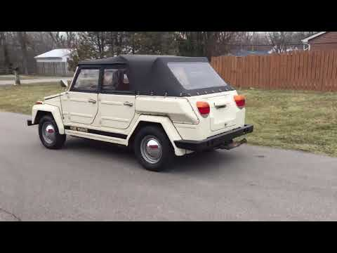 Video of 1974 Thing located in Ohio Offered by Ultra Automotive - PJRJ