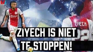 Hakim Ziyech de Belangrijkste Man Bij Ajax: 'Hij is Ongenaakbaar op Het Veld'